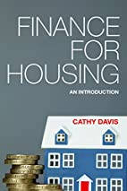 Finance for Housing: An Introduction by…