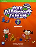 Miller, Laura: Our Discovery Island Workbook with Audio CD 2 Pack