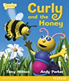 Mitton, Tony: Stepping Stones: Curly and the Honey - Yellow Level