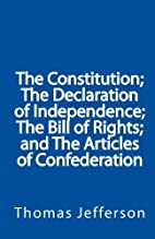 The Constitution of the United States, Bill…