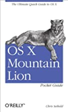 OS X Mountain Lion Pocket Guide by Chris…