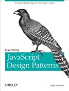 Learning JavaScript Design Patterns by Addy…