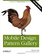 Mobile Design Pattern Gallery, Color Edition…