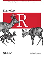 Learning R by Richard Cotton