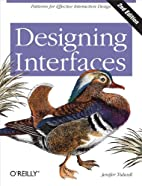 Designing Interfaces (2nd Edition) by…