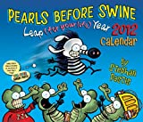 Pastis, Stephan: Pearls Before Swine: 2012 Day-to-Day Calendar