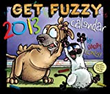 Conley, Darby: Get Fuzzy 2013 Day-to-Day Calendar