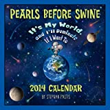 Pastis, Stephan: Pearls Before Swine 2014 Wall Calendar