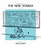Cartoons from The New Yorker 2015 Weekly…