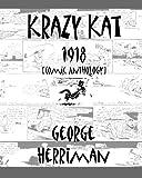 Herriman, George: Krazy Kat 1918 [Comic Anthology]