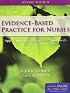 Evidence-Based Practice For Nurses:…