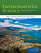 Environmental Science: Systems and Solutions…