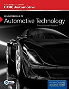Fundamentals Of Automotive Technology:…
