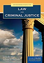 Introduction To Law And Criminal Justice by…