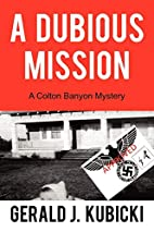 A Dubious Mission: The Aryan Tablet (Colton…