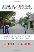 English / Haitian Creole Dictionary: Angle /…