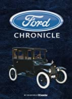 Ford chronicle; TL 215 .F7 F5528 2011; from…