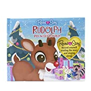 Rudolph the Red-Nosed Reindeer…