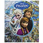 Look and Find® Disney® Frozen by Art…