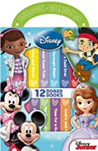 My First Library Disney Junior Board Book…