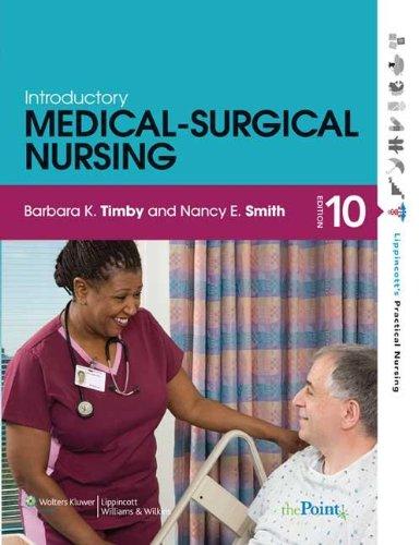 vance-granville-cc-bkst-introductory-medical-surgical-nursing-pkg