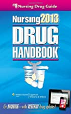 Nursing2013 Drug Handbook (Nursing Drug…