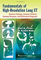 Fundamentals of High-Resolution Lung CT:…