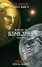 Star Trek: Deep Space Nine: Worlds of Deep…