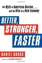 Better, Stronger, Faster: The Myth of…