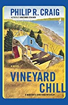 Vineyard Chill by Philip R. Craig