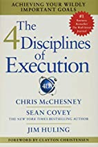 The 4 Disciplines of Execution: Achieving…