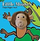 Little Monkey: Finger Puppet Book (Little…
