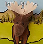 Little Moose: Finger Puppet Book (Little…