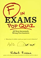 F in Exams: Pop Quiz: All New Awesomely…