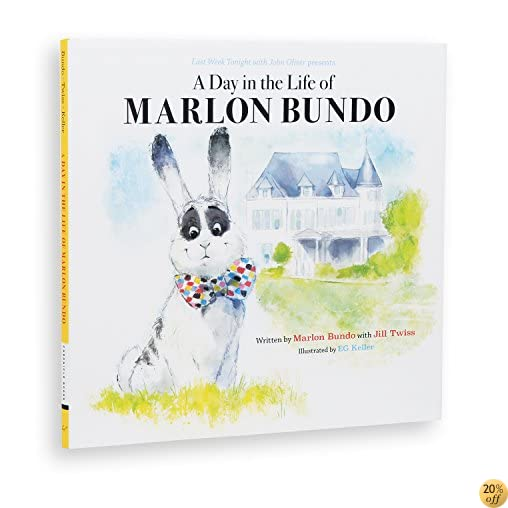TLast Week Tonight with John Oliver Presents a Day in the Life of Marlon Bundo