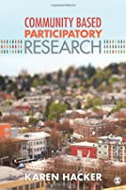 Community-Based Participatory Research by…