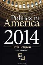 Politics in America 2014 by CQ Roll Call