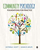 Community Psychology: Foundations for…