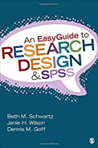 An EasyGuide to Research Design & SPSS…