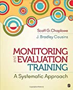 Monitoring and Evaluation Training: A…
