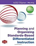 Planning and Organizing Standards-Based…