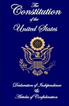 The Constitution of the United States,…
