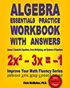Algebra Essentials Practice Workbook with…