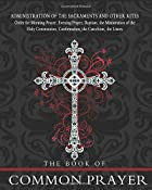 The Book of Common Prayer by The Episcopal…