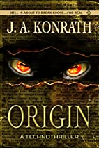 Origin by J. A. Konrath