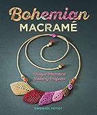 Bohemian Macramé: Unique…