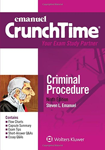 emanuel-crunchtime-for-criminal-procedure