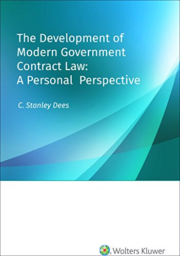 the-development-of-modern-government-contract-law-a-personal-perspective