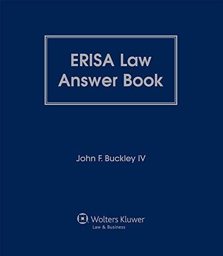 erisa-law-answer-book