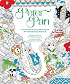 Peter Pan Coloring Book by Fabiana Attanasio